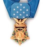 Medal of Honor picture for Article by Brig Gen Carl Buhler USAF retired