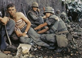 Vietnam Veterans Day Picture for Carl Buhler article