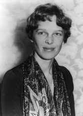 Amelia Earhart picture for Carl Buhler article